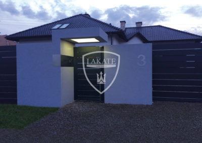 Gartenstore und Eingangstore, Premium Design