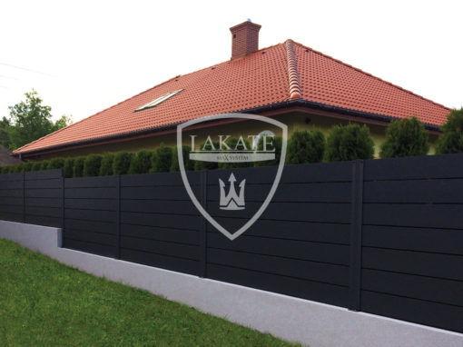 Gartenzäune aus Aluminium, Premium Design